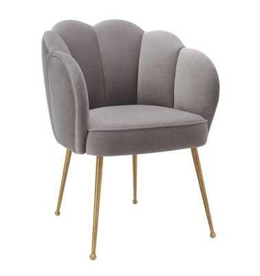 Kate Morgan Velvet Dining Chair - Maren Home