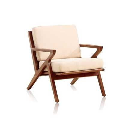 Mae Armchair - Cream - Modway Furniture
