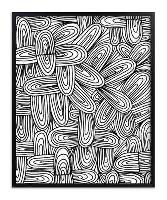 doodle patterned - Minted