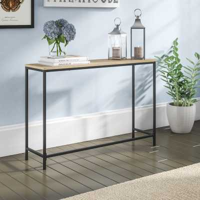 Ermont Console Table- Chartered Oak - AllModern