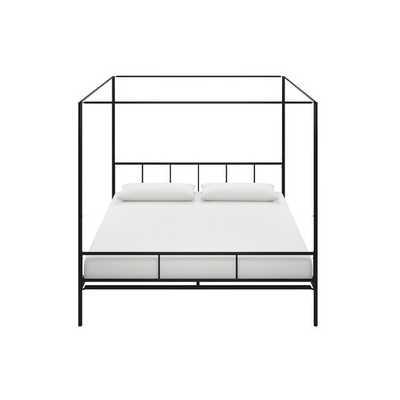 Marion Canopy Bed - Queen - Wayfair