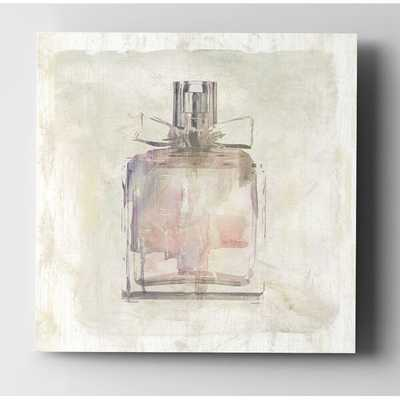 Pretty Perfume I' Oil Painting Print - Wayfair