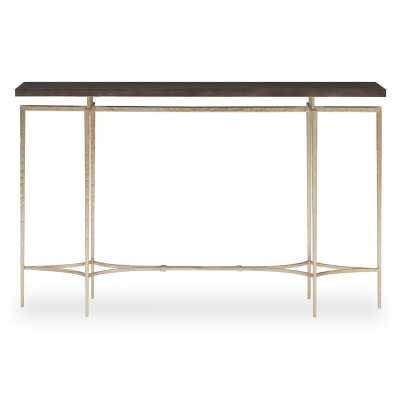 """54"""" Solid Wood Console Table - Perigold"""