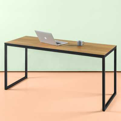 Chelmsford Writing Desk, Natural Top - Wayfair