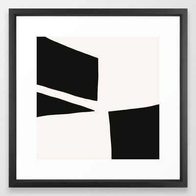 Architecture no. 1 Framed Art Print - Society6