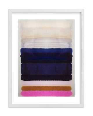 "Do it anyway 2 - Artwork by Kristi Kohut-18"" X 24"" - White Wood Frame - Minted"