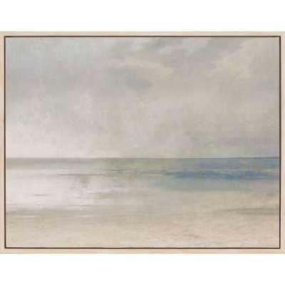 """Pastel Seascape III"" Framed Wall Art - Wayfair"