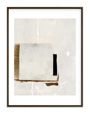 """You Should Know II /  31"""" X 41"""" / Matte Black - Minted"""