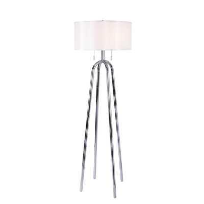 """Elfrieda 61"""" Tripod Floor Lamp - Birch Lane"""