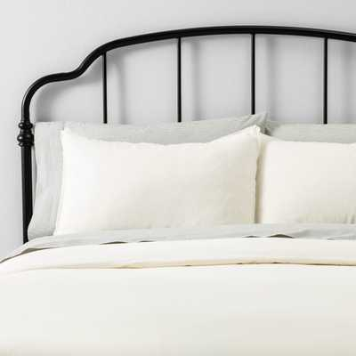 Duvet Cover Set Linen - Hearth & Hand™ with Magnolia - Target