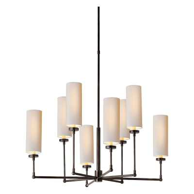 ZIYI CHANDELIER - BRONZE - McGee & Co.