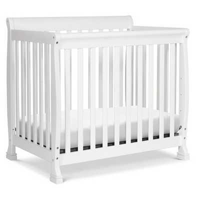 Kalani 2-in-1 Convertible Mini Crib - Wayfair