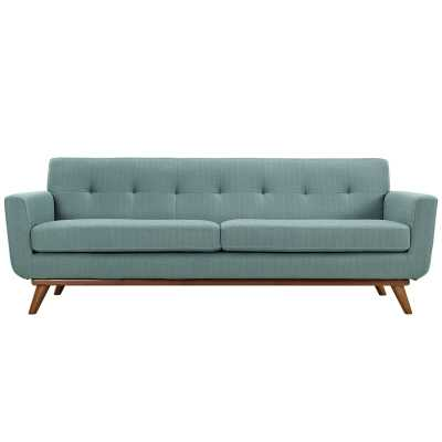 "Johnston 90.5"" Square Arm Sofa - Wayfair"