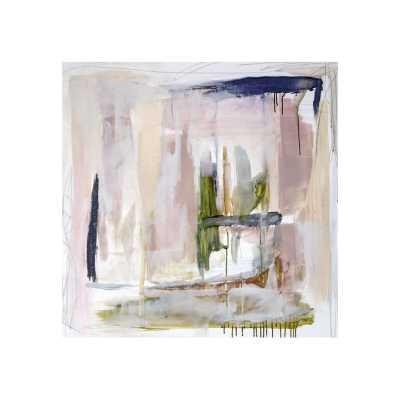 Lavender Springs II - Unframed - High Fashion Home