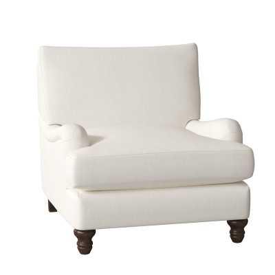 Montgomery Armchair - Conversation Pearl - Wayfair