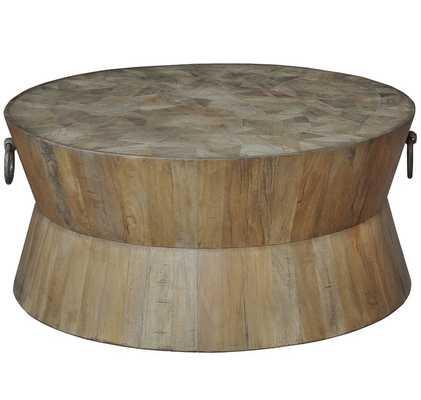 Tribal Coffee Table - Wayfair