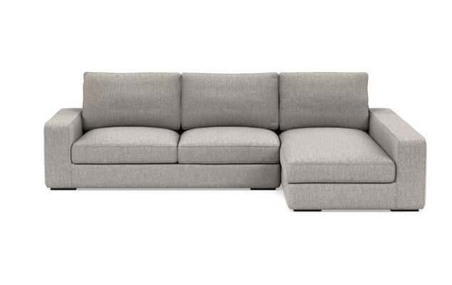 Ainsley Sectional Sofa with Right Chaise - Interior Define