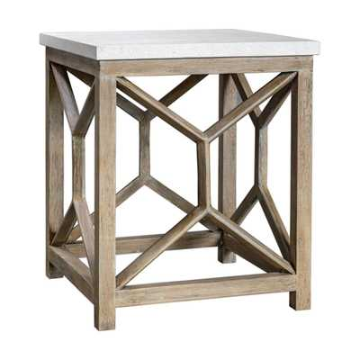 CATALI END TABLE - Hudsonhill Foundry