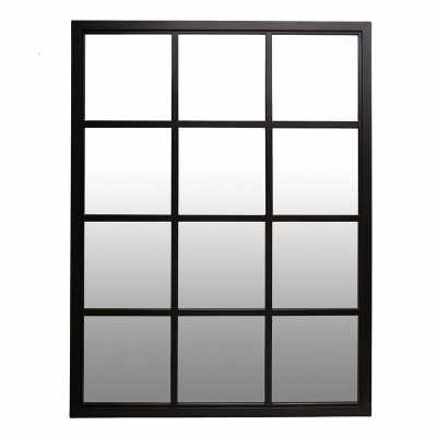 Chagoya Windowpane Accent Mirror - Wayfair