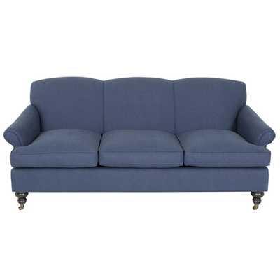 Joplin Sofa, Navy Crypton - Kim Salmela