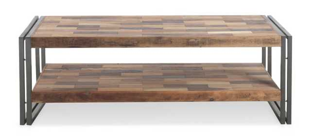 Hemlock Rectangular Coffee Table - Apt2B