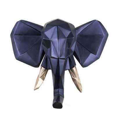 Elephant Wall Décor - Wayfair