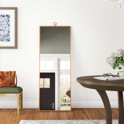 Marysville Rectangle Leaner Full Length Mirror - Wayfair