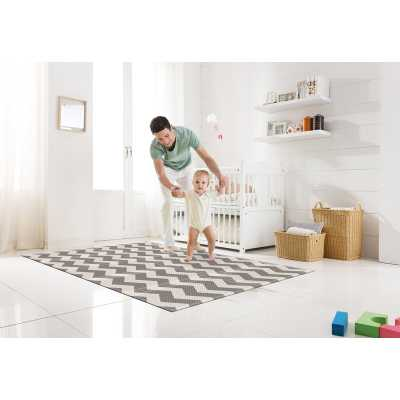Zig Zag Foam Play Mat - Wayfair