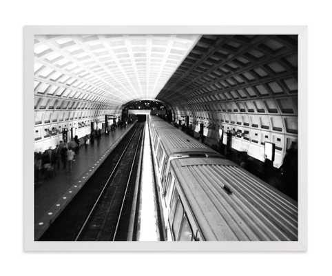 dc subway fast track  LIMITED EDITION ART - Minted