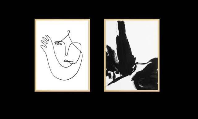 Bold & Minimalist - Artfully Walls