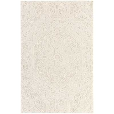 Darby Home Co Murrayville Cream Area Rug - 8x10 - Wayfair