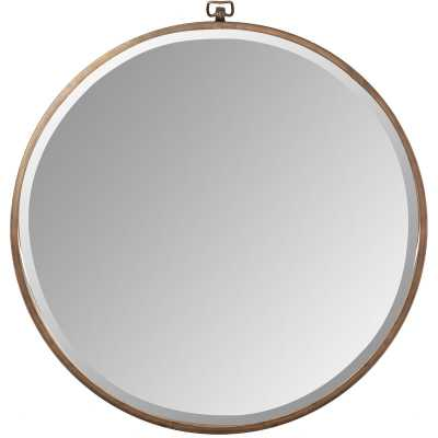 Modern & Contemporary Beveled Accent Mirror - Wayfair