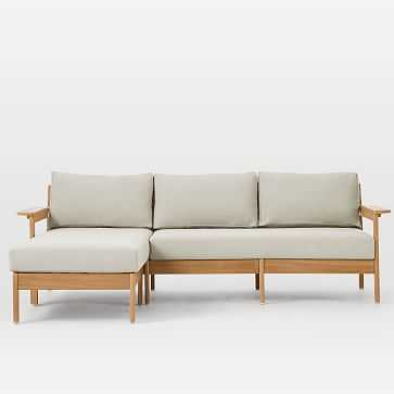 Playa Outdoor Reversible Sectional - West Elm