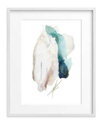"advection - framed artwork - 16"" X 20"" - with Matte - Minted"