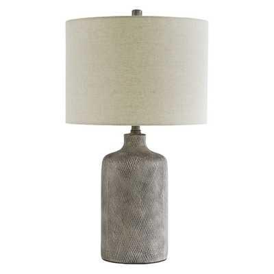 Signature Design by Ashley Linus Ceramic Table Lamp - Hayneedle
