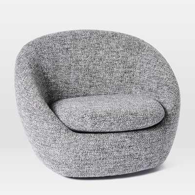 Cozy Swivel Chair - West Elm