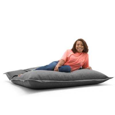 Big Joe Lux Extra large Bean Bag Sofa - Wayfair