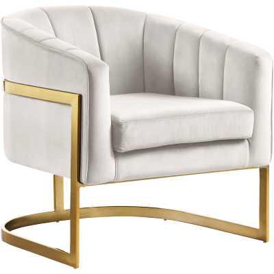 Aristoteles Barrel Chair - Wayfair