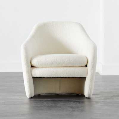 Pavia Lounge Chair - CB2