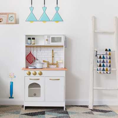 Little Chef Boston Play Kitchen Set - Wayfair