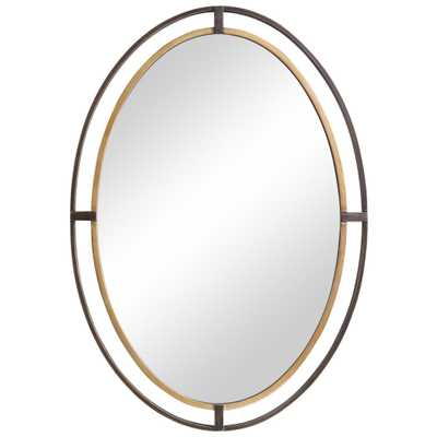 Oval Mirror - Hudsonhill Foundry