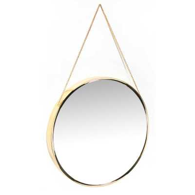 Raquel Accent Mirror - Wayfair