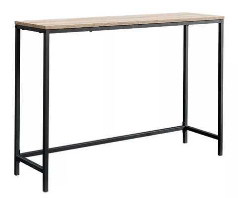 North Avenue Sofa Table Charter Oak Finish - Sauder - Target