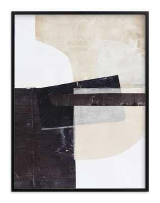 "Last Tuesday-30"" X 40""- Framed Art Print - Minted"