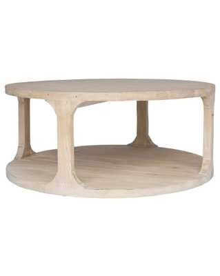 GRADY COFFEE TABLE, LARGE - McGee & Co.