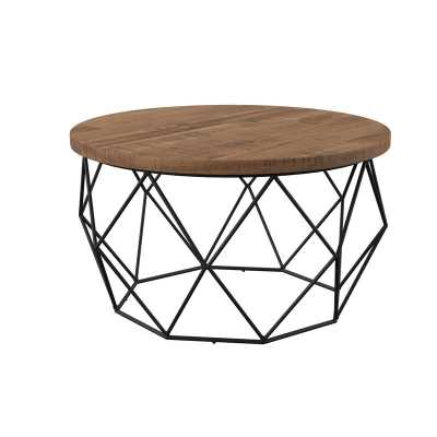 Ahart Frame Coffee Table - Wayfair