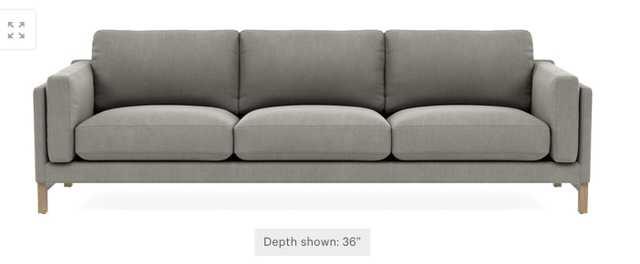 GABY 3-Seat Sofa - Interior Define
