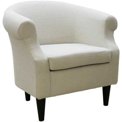Marsdeni Barrel Chair - Wayfair