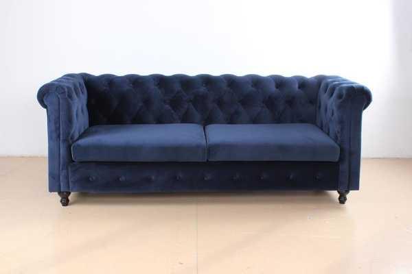 Hampshire Tufted Chesterfield Sofa - Wayfair