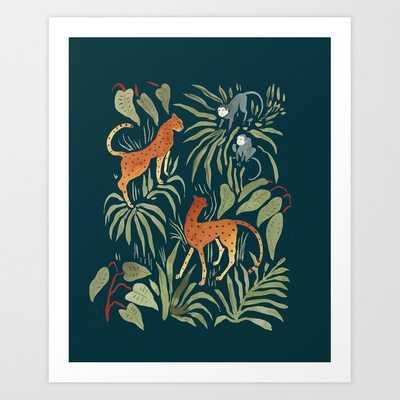 Monkey Business Art Print - Society6